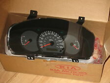 NEW Genuine Kia Rio 2000-05 Speedo Dash Clocks