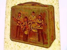 Vintage 1975 The Beatles Lunch Box Iron-On Transfer Super RARE!