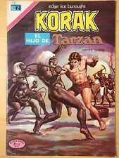 Korak el Hijo de Tarzan num.17 Novaro
