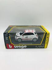 FIAT ABARTH 500 1:24 Car Asseto Corsa Model Diecast Models Cars DieCast Racing