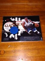 Dwyane Wade  2006-07 Topps Clutch City All-Star Game Used Jersey Patch #/99