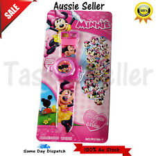 NEW Minnie Mouse Toy - Kid Children Girl Electronic Digital Display Wrist Watch