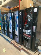 More details for vendo 189 cold drinks vending machine takes cans & bottles free vend mirfield