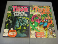 Thor #404 and #405 (Marvel, 1989)
