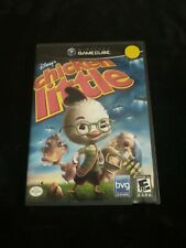 Disney's Chicken Little (Nintendo GameCube, 2005) With Game Guide Included