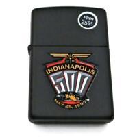Vintage Zippo Lighter 1997 INDIANAPOLIS 500