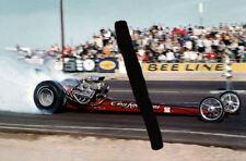 """Chris """"Greek"""" Karamesines 1967 Front Engine """"SlingShot"""" Top Fuel Dragster PHOTO!"""