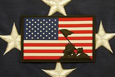 70th Anniversary VJ Day Limited Edition PVC Patch Victory In Japan Day Iwo Jima