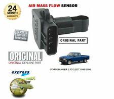 FOR FORD RANGER 2.5D 2.5DT 1996-2006 NEW ORIGINAL AIR MASS FLOW SENSOR METER