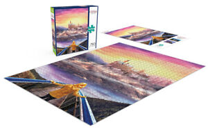 Majestic Castles Discover Fantasy 750 Piece Jigsaw Puzzle New in Box
