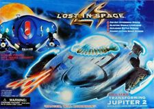 Lost in Space Deluxe Transforming JUPITER 2 New  ELECTRONIC LIGHTS SOUNDS