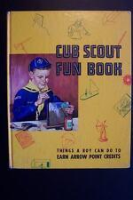Cub Scout Fun Book 1966 BSA