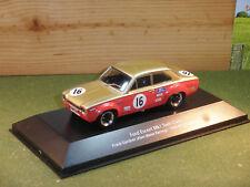 Ford Escort MK1 Twin Cam Frank Gardner BTCC 1968 Champ 1/43rd Scale