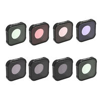 For GOPRO Hero9 Camera Filter UV CPL  ND8 ND16 ND32 ND64 Lens Filters Action