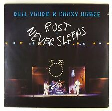 """12"""" LP-Neil Young & Crazy Horse-Rust Never Sleeps-d532-cleaned"""