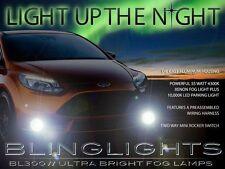2012-2014 Ford Focus Xenon Halogen Fog Lamps Driving Light Lights Kit Set Mk3