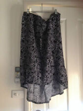 Polyester Floral Millers Falls Company Skirts for Women