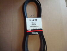"1/2 X 140"" Replacement Deck Belt for Ariens 50"" ZOOM 2350 replaces 07200107"