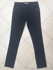 Ladies Gio Goi Black Skinny Jeans W28 L32