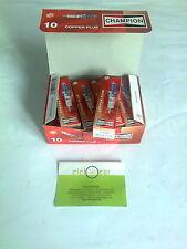 Vela Champion L82c Paquete de 10 Piezas Abeja 50-703-600-601-si-vespa 50 -px