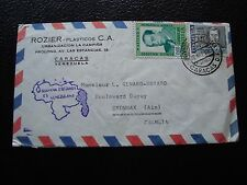 VENEZUELA - enveloppe 1965 (cy93)
