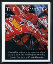 The Ringmaster Michael Schumacher - f1's Most Successful Pilote - Carte ensemble