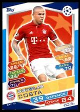 Match Attax Champions League 16/17 Douglas Costa Bayern München No. BAY10