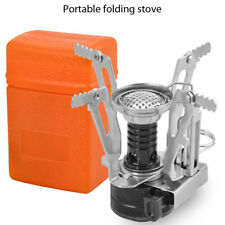 Ultralight Portable Windproof Camp Stoves for Camping Outdoor Backpacking Hiking