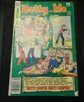 VINTAGE ARCHIE SERIES NO 83 APRIL BETTY AND ME COMIC BOOK!    e1011XX