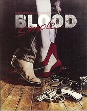 Blood Simple INFO 015 Limited Numbered Edition w/SlipCover; Region Free Korea