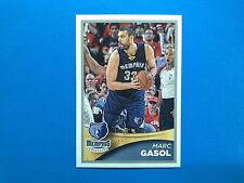 2015-16 Panini NBA Sticker Collection n.237 Marc Gasol Memphis Grizzlies