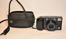 VTG Minolta AF-Tele Autofocus 35mm camera w bag repair / parts