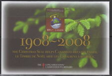CANADA #S80 Christmas Seal 1908-2008 Special Event Cover