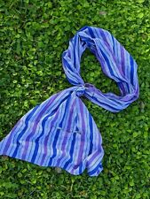 "Maya Wrap Ring Sling Blue/Purple Stripes Medium 73"""