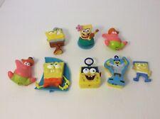 SpongeBob SquarePants  McDonald's Toys Mix Lot