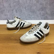 Adidas Universal Vintage Turnschuhe 80er weiß schwarz Gr. 46