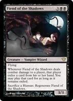 FIEND OF THE SHADOWS Dark Ascension MTG Black Creature—Vampire Wizard RARE