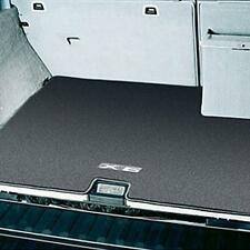 BMW OEM 2007-2013 X5 3.5d 4.8i NO 3rd Row Black Carpet Luggage Mat 82110417984