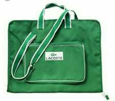 Lacoste Alligator Green Garment Suit Bag Luggage Travel New
