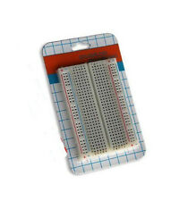 2PCS Mini Prototype Solderless self-adhensive Breadboard 400 Contacts