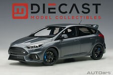 AUTOart 72954 Ford Focus RS 2016 (Magnetic Grey) 1:18TH Scale