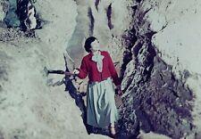 New listing Vtg. 1956 KIWI Colour Slides New Zealand Waitomo Caves Lot of 10 Slides Set F