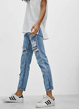 ONE TEASPOON sz 28 us (or 10 ) womens Super Baggies jeans [#3021]