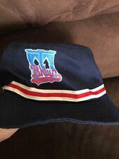 Brooklyn Cyclones BC Logo Blue Bucket Hat Cap SGA Mets Minors