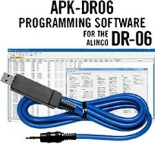Rt Systems Apk-Dr06-Usb Progr 00004000 amming Software w/ Usb Cable for the Alinco Dr-06