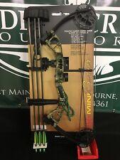 2020 PSE Archery Mini Burner 14-40lb Mossy Oak Country RTS Package RH BRAND NEW