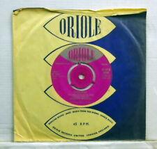 """Domenico Modugno - Volare - 7"""" vinyl 45 RPM single Oriole 45-ICB 5000"""