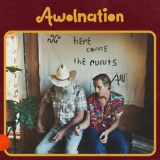 Awolnation - Here Come The Runts (NEW CD)
