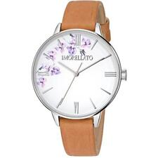 Reloj de Mujer MORELLATO NINFA R0151141507 Cuero Brown Blanco