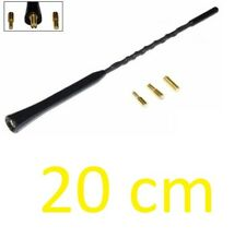 Stab Antenne HONDA Accord City Civic CR-V Jazz Antennenstab Dachantenne 20cm HQ!